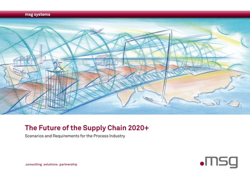 The Future of Supply Chain 2020